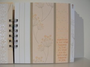 Notebooks with quotes