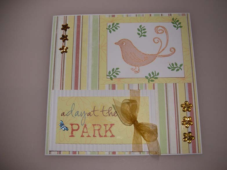 a day at the PARK Card