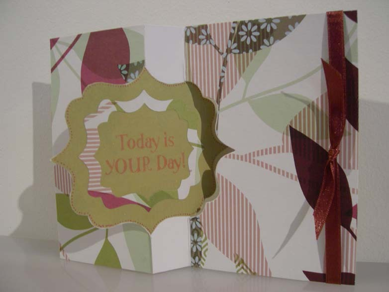 Happy 60 Birthday Flip-it Card