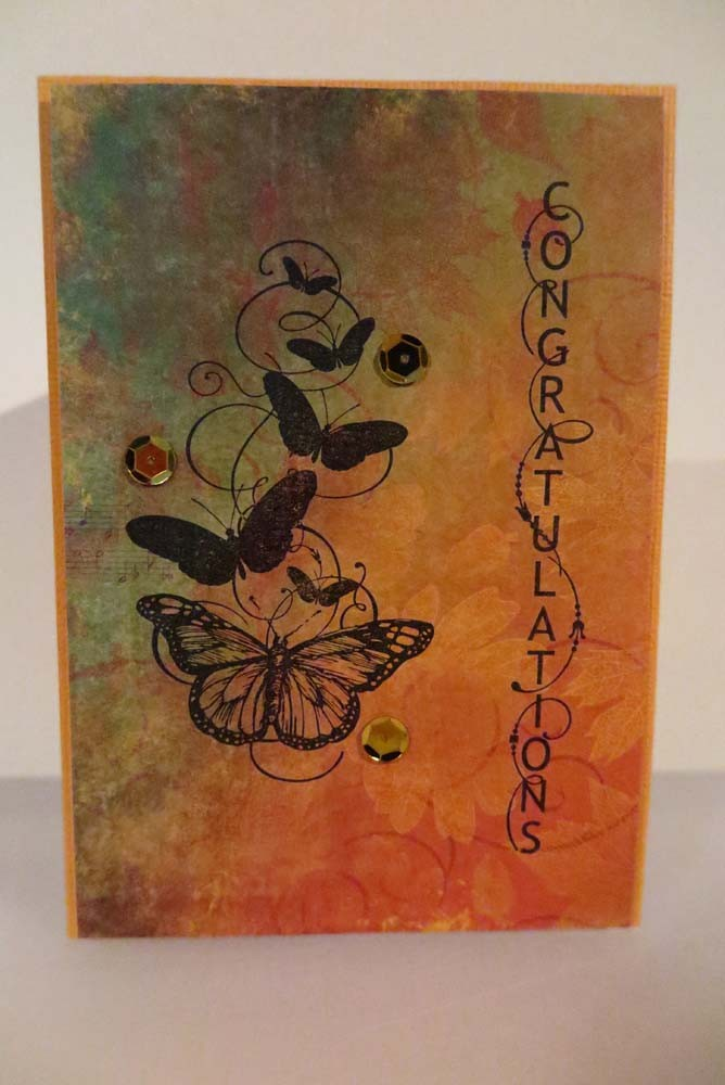 Congratulation Card
