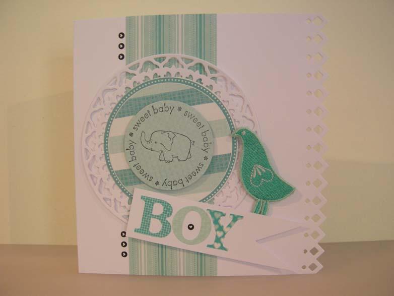 Baby Karten