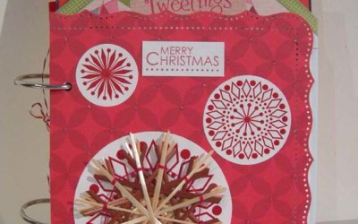 What to do with all the Christmas Cards?