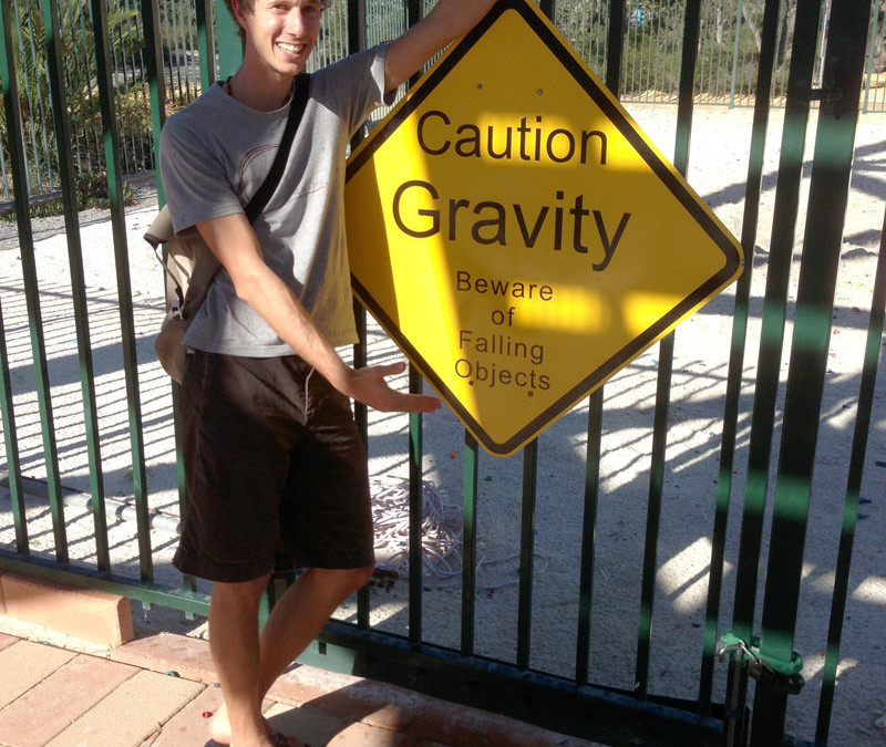Gravity Discovery Centre and Southern Cross Cosmos Centre in Gingin