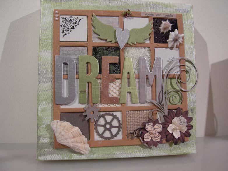 Women who create DREAM