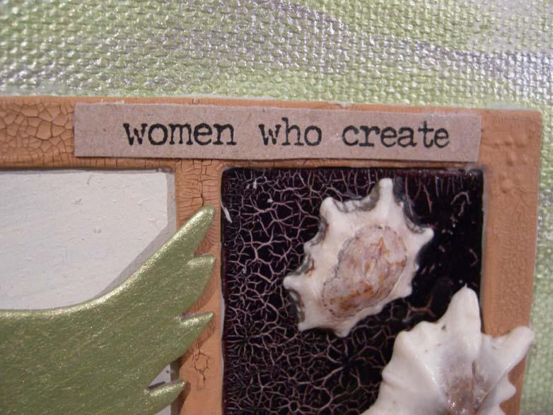 women who create