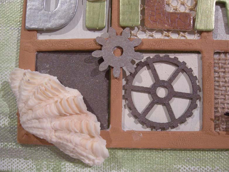 Shell and gears