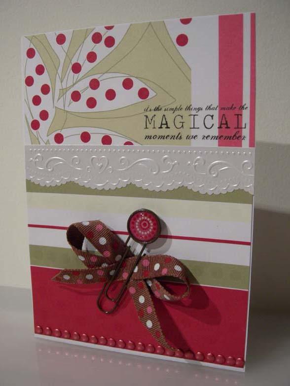 small Wonder Card