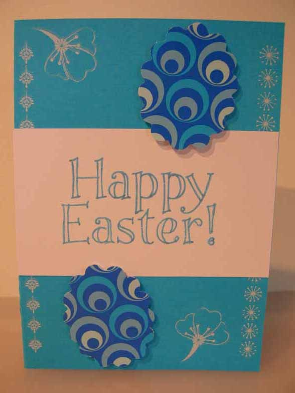 so eggcited Card