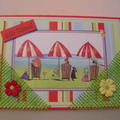 Sun Kissed Card