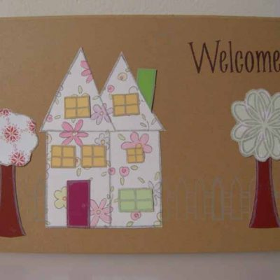 Welcome! Card