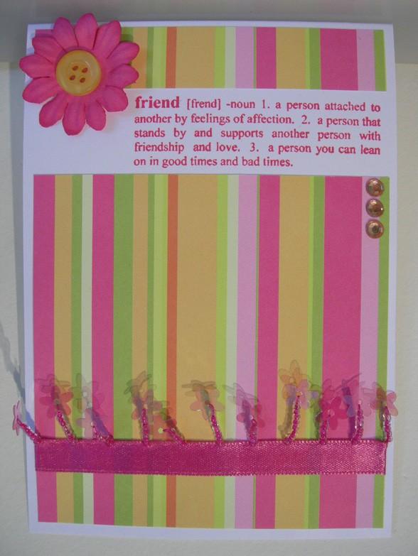 Promise Forever Cherish Card