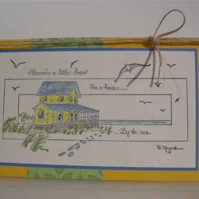 Lighthouse Card