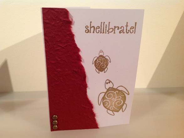 shellibrate! Card