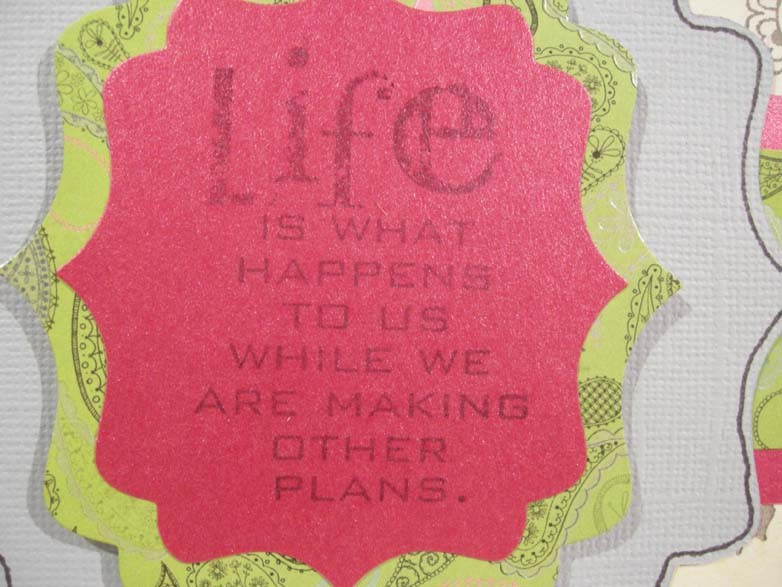 Life ... Card