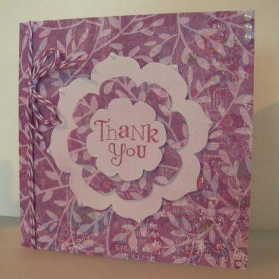 thanks a bunch Card