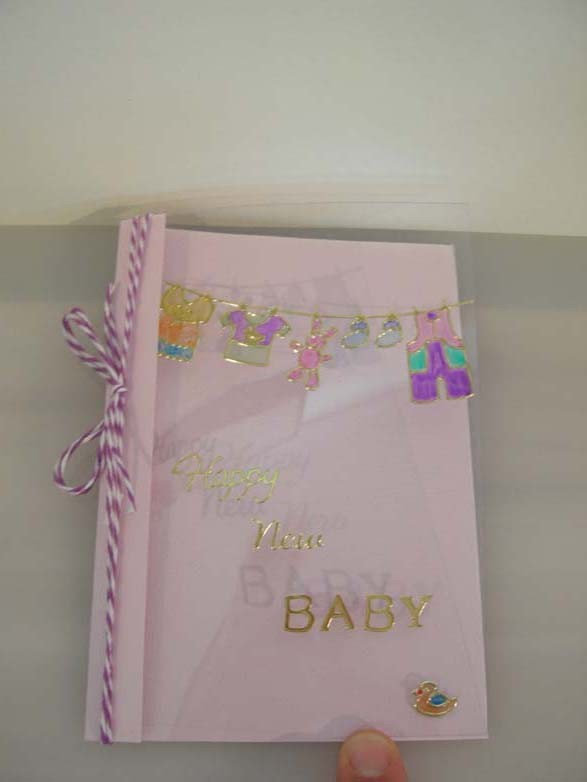 Happy New Baby Card