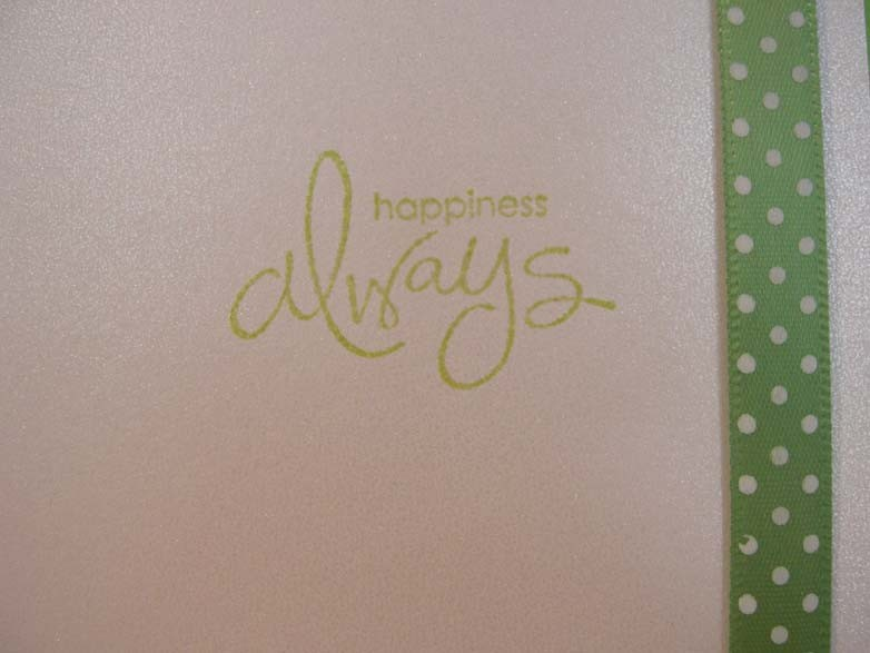 happyiness always Card