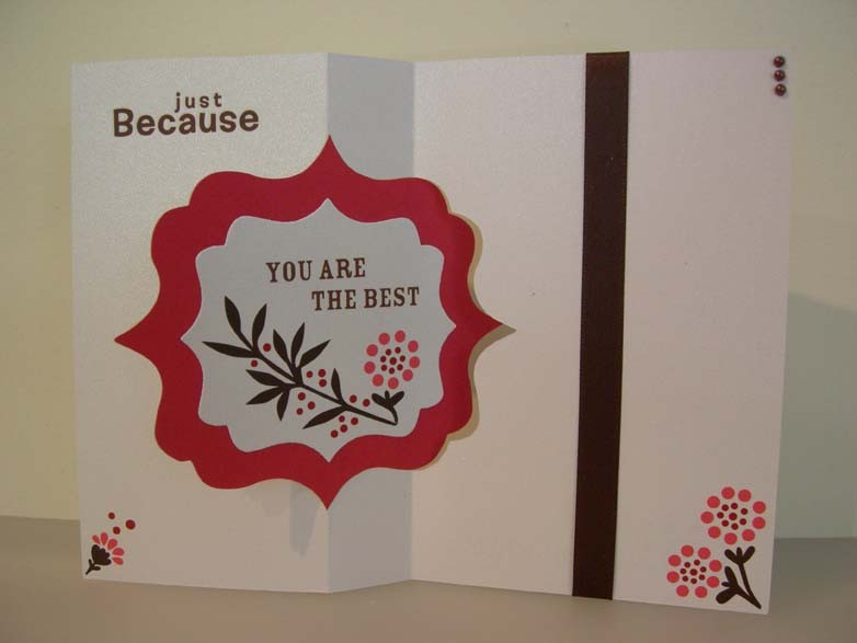 Just Because ... Card