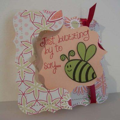 Happy Birthday Flip-it Card