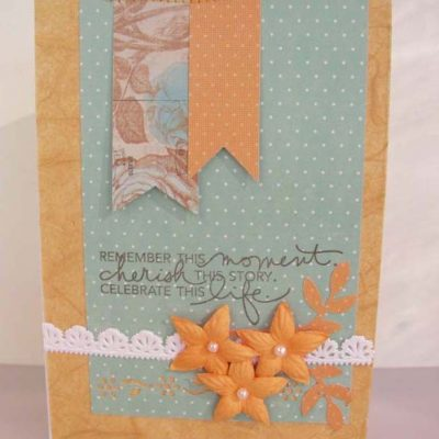 Tickled Pink Card