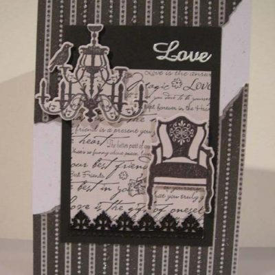 Luck in Love Card