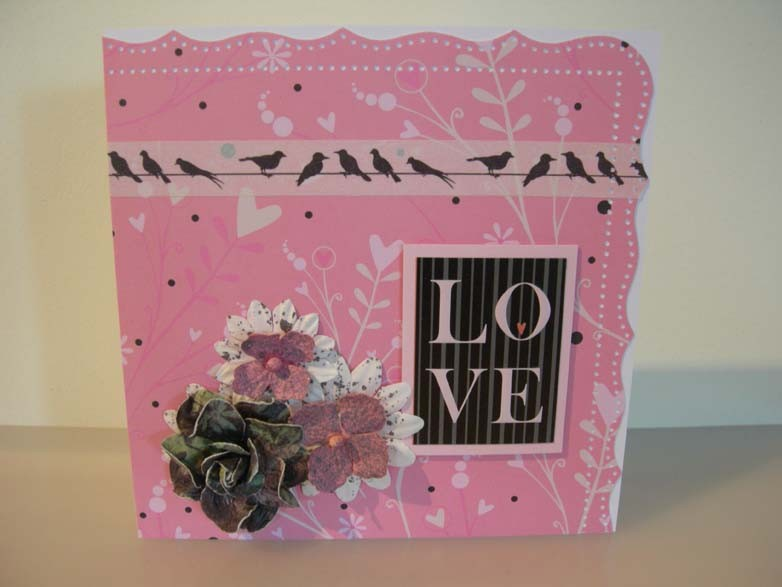 Love Wish Dream Card