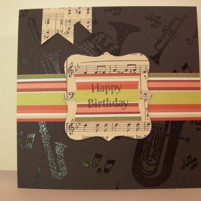 Happy 50 Birthday Card