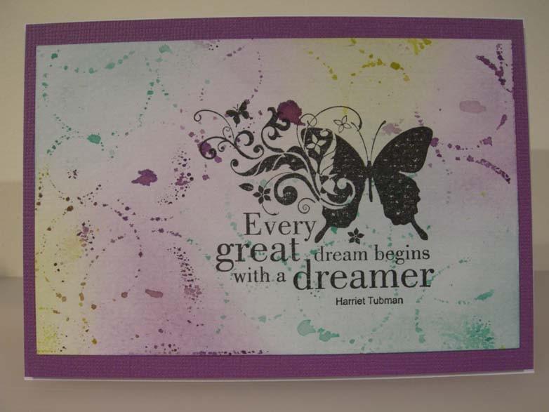 Dreamer Card